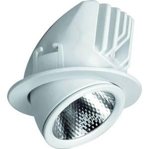 Встраиваемый светодиодный светильник Artelamp A1212PL-1WH встраиваемый светильник artelamp a5305pl 1wh