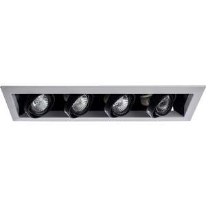 Встраиваемый светильник Artelamp A5941PL-4WH