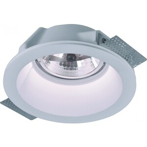 Встраиваемый светильник Artelamp A9270PL-1WH a4012pl 1wh raggio встраиваемый светильник