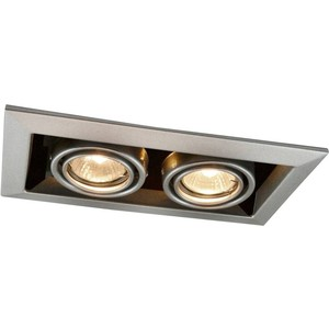 Встраиваемый светильник Artelamp A5941PL-2SI