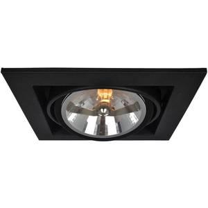 Встраиваемый светильник Artelamp A5935PL-1BK