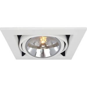 Встраиваемый светильник Artelamp A5935PL-1WH