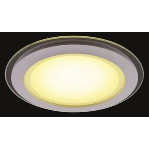 Встраиваемый светильник Artelamp A4118PL-1WH