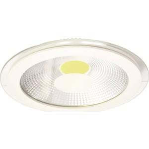 Встраиваемый светильник Artelamp A4210PL-1WH arte lamp светильник встраиваемый a4210pl 1wh