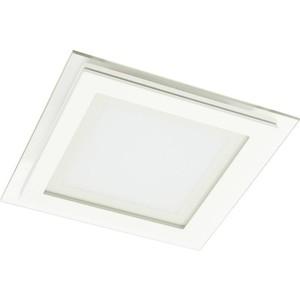 Встраиваемый светильник Artelamp A4012PL-1WH