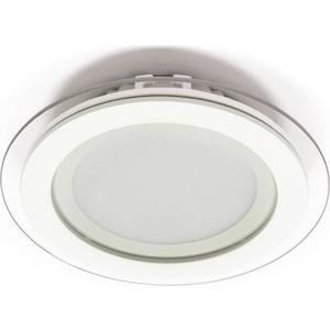 Встраиваемый светильник Artelamp A4112PL-1WH