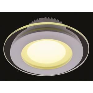 Встраиваемый светильник Artelamp A4106PL-1WH