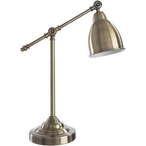 Настольная лампа Artelamp A2054LT-1AB бра artelamp a6351ap 1ab
