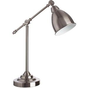 Настольная лампа Artelamp A2054LT-1SS бра artelamp interior a7107ap 1ab
