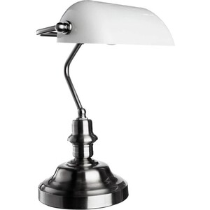Настольная лампа Artelamp A2491LT-1SS бра artelamp a7107ap 1ss