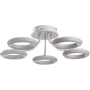 Потолочная светодиодная люстра Artelamp A9358PL-5WH