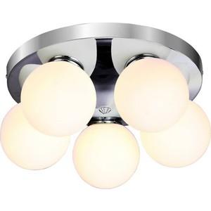 Потолочная люстра Artelamp A4445PL-5CC потолочная люстра artelamp a6098pl 4wg
