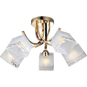цены Потолочная люстра Artelamp A6119PL-5GO