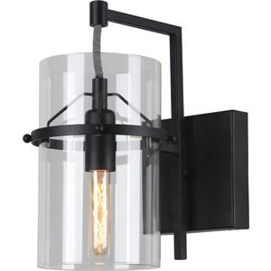 Бра Artelamp A8586AP-1BK artelamp a2487pn 1bk