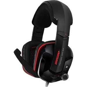 Игровая гарнитура Qcyber Dragon GH9000 Black
