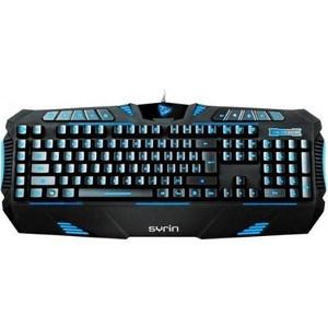 Игровая клавиатура Qcyber Syrin