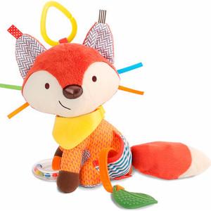 Skip-Hop Развивающая игрушка Лиса (SH 306206)