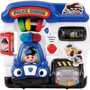 Развивающая игрушка Playgo Полицейский участок (Play 1016) сортеры playgo развивающая игрушка самолет сортер
