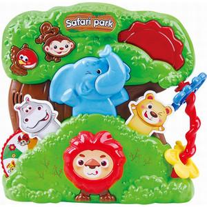 Развивающая игрушка Playgo Сафари парк (Play 1004) развивающие игрушки playgo сафари парк