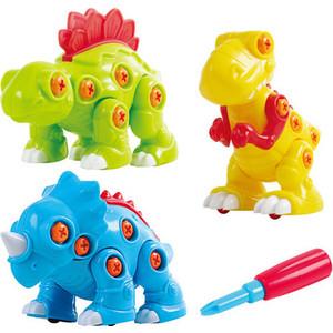 Игровой набор Playgo Собери динозавра (Play 2040) ролевые игры playgo игровой набор для приготовления хот догов делюкс
