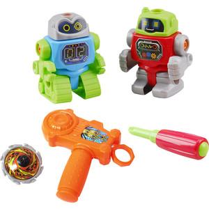 Игровой набор Playgo Собери робота (Play 2958) playgo игровой набор корзина с выпечкой