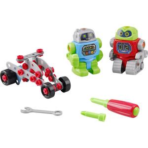 Игровой набор Playgo Собери робота (Play 2956) ролевые игры playgo игровой набор бытовой техники с тостером