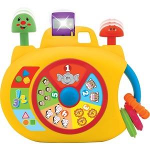 Развивающая игрушка Kiddieland Забавная камера (KID 047902) тетрадь на скрепке printio миньоны