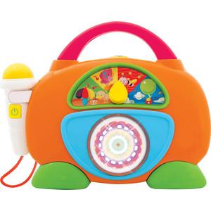 Развивающая игрушка Kiddieland Забавное радио (KID 047894) головоломки kiddieland игрушка забавное вращение