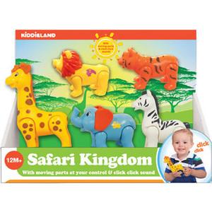 Подробнее о Развивающая игрушка Kiddieland Мир сафари (KID 054106) kiddieland развивающая игрушка сафари парк