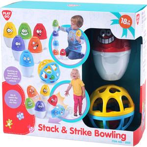 развивающие игрушки playgo боулинг Развивающая игрушка Playgo Боулинг (Play 2835)