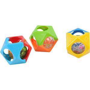 Развивающая игрушка Playgo Шар в многограннике (Play 1525) набор для ванной playgo утята 2430