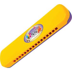 Фотография товара развивающая игрушка Kiddieland Губная гармошка (KID 053140) (593165)