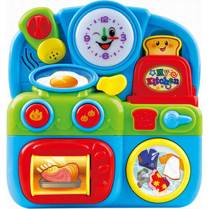 Фотография товара развивающая игрушка Playgo Маленькая кухня (Play 1010) (593174)