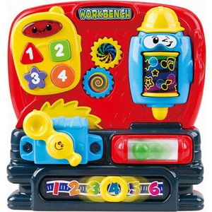 Развивающая игрушка Playgo Мастерская (Play 1012) сортеры playgo развивающая игрушка самолет сортер