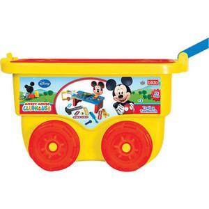 Фотография товара игровой набор Bildo Инструменты с тележкой Микки Маус (B 8403) (593186)