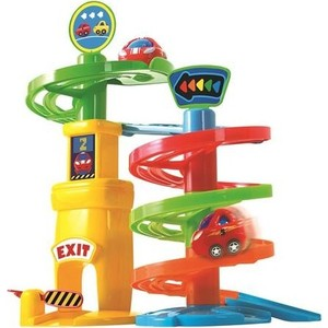 Развивающая игрушка Playgo Игровая парковка (Play 2802) playgo