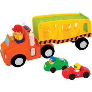 Развивающая игрушка Kiddieland Автоперевозчик (KID 046441)