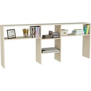 Надставка для стола Мастер Тандем-2 (дуб молочный) МСТ-СДТ-02-ДМ-16 стол письменный мастер тандем 2п дуб молочный мст сдт 2п дм 16