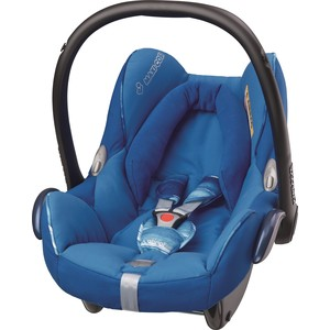 Автокресло Maxi-Cosi Cabrio Fix Watercolour Blue maxi cosi tobi black crystal