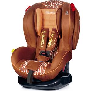Автокресло Welldon NEW Royal Baby SideArmor & CuddleMe BS02N-BCE Giraffe Talk