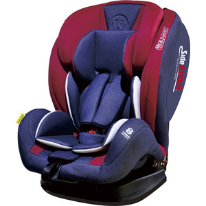 Автокресло Welldon SideArmor & CuddleMe BS07-BCE + Rubber Hoofpad Jane автокресло welldon encore fit sidearmor cuddleme isofix