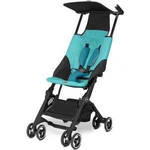Коляска прогулочная GB Pockit Capri Blue коляска прогулочная gb beli air 4 capri blue