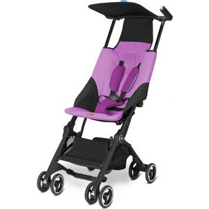 Коляска прогулочная GB Pockit Posh Pink прогулочная коляска carmella princess pink