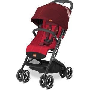 Коляска прогулочная GB Qbit+ Dragonfire Red коляска прогулочная gb pockit dragonfire red