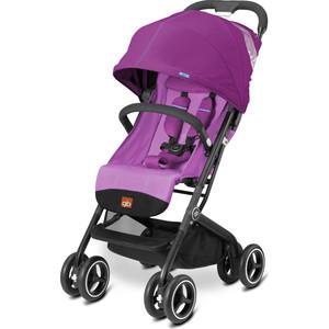 Коляска прогулочная GB Qbit+ Posh Pink прогулочная коляска carmella princess pink