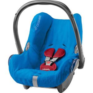 Чехол Maxi-Cosi для автокресла Cabrio Fix Blue 2015 конверт детский maxi cosi конверт к коляске mura plus mosaic blue