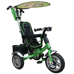 Трехколесный велосипед Lexus Trike Vip (MS-0561) зеленый lexus trike vip city ms 0562 берлин