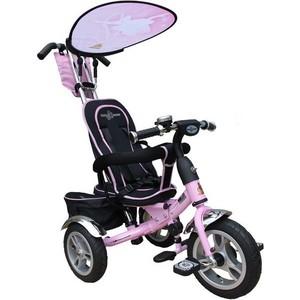 все цены на Трехколесный велосипед Lexus Trike Vip (MS-0561) розовый