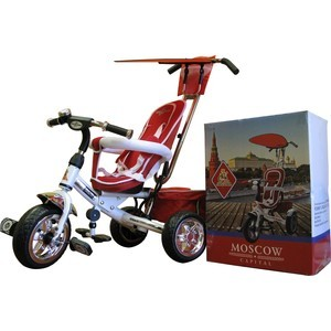 Трехколесный велосипед Lexus Trike Next City (MS-0566) москва велосипед трехколесный injusa city trike aluminium розовый