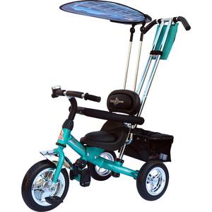 Трехколесный велосипед Lexus Trike Volt (MS-0575) аква